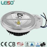 15D/24D/40degree Reflector LED Es111/Qr111 LED