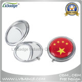 Promotional Acrylic Round Pocket Mirror for Gift