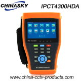 "4.3"" HD-Cvi/Tvi/Ahd Touch Screen IP Camera Tester Monitor (IPCT4300HDA)"