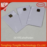 Inkjet PVC 5528 Chip Card Blank Visa Credit Cards