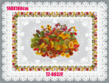 Plastic PVC Transparent Table Cloth/ Oilcloth