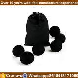 Eco Friendly China Wholesale Wool Felted Australian Pure Wool Laundry Wool Dryer Ball