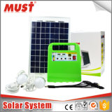 Mini 10W Solar Enegry System/Portable Solar System for Lights, Fans