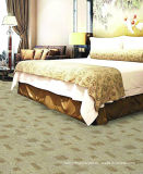 Wool and Polyester Blend Machine Tufted Hotel Carpet