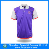 Wholesale Men Fashion Polyester Printing Promotional Polo Shirt