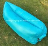 2016 Wholesale New Double Mouth Style Air Inflatable Banana Sleeping Bag