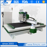 New Designed Four Heads Atc Woodworking Engraving CNC Router