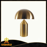 Metal Gold Home Use Table Lamps (KAT6095)