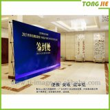 Wall Display Tension Fabric Printing Magic Tape Pop up Stand