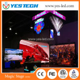 High Brightness Flexible P3.9/4.8/5.9mm Creative Electric Stage Curtain