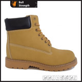 Nubuck Leather Working Boot with Steel Toe Cap (SN1607)
