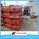 High Quality Ductile Iron /Grey Iron Foundry Casting Sand Box Foundry Equipment