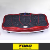 Fitness Exercise equipment Whole Super Body Shaker Ultrathin Body Slimming Power Max Crazy Fit Massage Vibration Plate Machine
