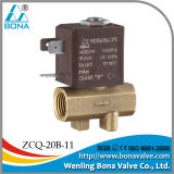 "1/4"" Brass MIG Welding Machine 220V 42V CO2 Air Valve-Zcq-20b-11"