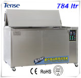 Tense Ultrasonic Cleaning Machine 28kHz Frequency for Heavy Oil
