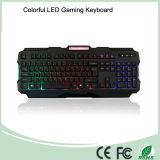 ABS Materials Illuminated Multimedia Gaming Keyboards (KB-1901-C)