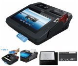 Android POS Hardware/POS Payment Hardware/Jp762A Android POS Hardware with WiFi/NFC/Bt/RFID/3G