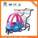 Top Quality Plastic Kiddy Shopping Car (JS-TCT01)