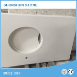 Hot Sell Snow White Quartz Countertop for Home