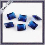 Factory Price Rectangle Princess Cut Glass Bead