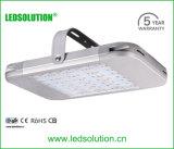 CE UL RoHS 160W Silvery Gray Modular LED Highbay Lamp