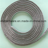 Silicone 6X14mm Double Thread Weather Strip