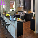 Chinese Absolute Black Granite Marble Countertop Bar Counter for Home Decoration