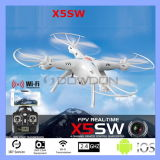 Syma X5sw WiFi RC Drone Fpv Quadcopter with 2.0MP Camera 2.4G 6-Axis Real Time RC Helicopter Quad Copter Toys