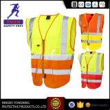 High Visibility Reflective Safety Jacket