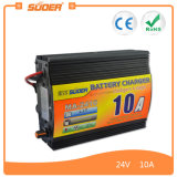 Suoer Four-Step Charging Mode Fast Battery Charger 24V Battery Charger (MA-2410)