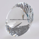 80mm Big Crystal Glass Diamond for Souvenirs