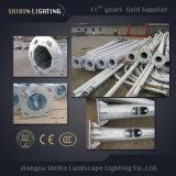 Galvanized Street Lighting Steel Post