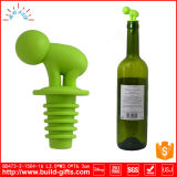 Customized Silicone Bottle Stopper for Wedding Gift