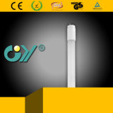 High Lumen Glass 0.6m 10W LED Tube with Ce RoHS TUV
