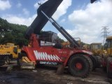 Used Heavy Equipment for Sale, Used Fantuzzi 45ton Container Handler, Used Reach Stacker