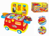 Pretend Play Toy Kids Toy Tool Set Tool Vehicle (H3775161)