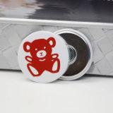 New Product Tin Paper Fridge Magnet