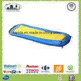 Mixed Color Mummy Sleeping Bag 300G/M2