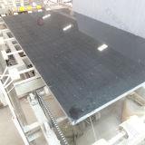 Artificial Sparkle Black Quartz Stone for Vanity Top 170321