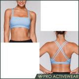 Wholesale Black Breathable Summer Women Padded Sport Bra