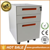 Combination Electronic Digital Locking Mobile Drawer Cabinet