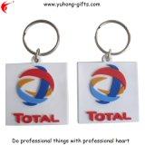 3D Soft PVC Key Ring Key Holder for Promotion (YH-KC015)