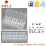20 Compartment Organized Clear Box