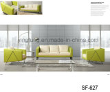 New Design Office Furniture Modern Leather Sofa (SF-627)