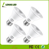 Dimmable E27 PAR20 PAR30 PAR38 LED PAR Light Bulb with 7W - 20W