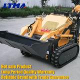 Multifunctional Mini 240kg Crawler Skid Steer Loader
