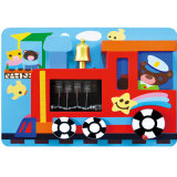 Children Puzzle Wall Toy Train