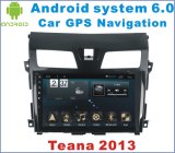 Android 6.0 Car DVD Player for Nissan Teana 2013-2016 with Car GPS