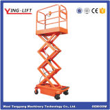 300kg Max 3.9m Lifting Height Mini Scissor Type Work Platform