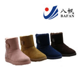 Women′s Classic Simple Snow Boots Bf1610238